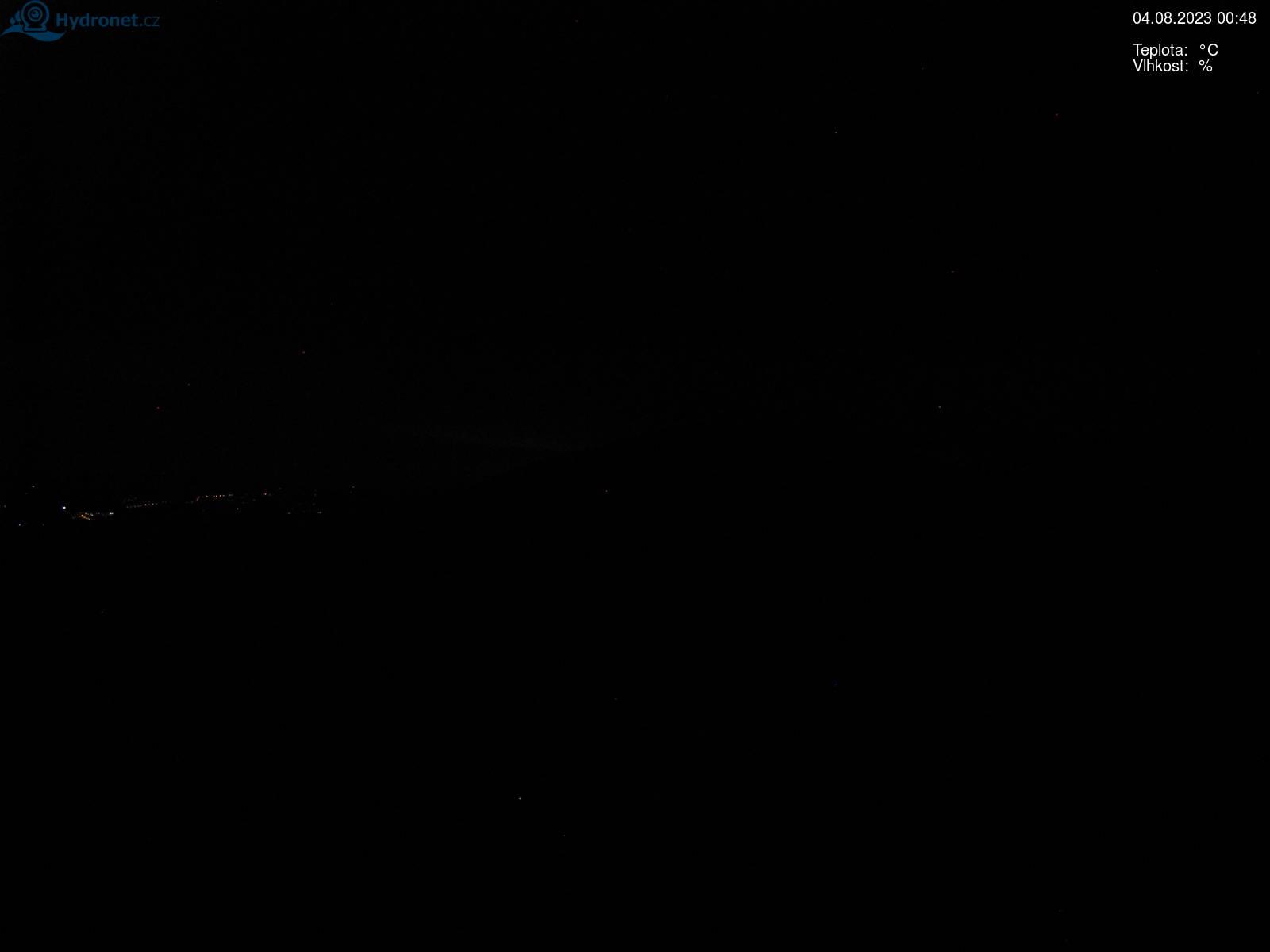 Webcam - Zlaté návrší